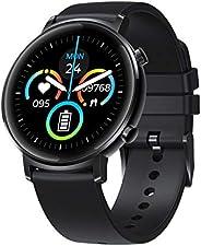 Zeblaze GTR Smart Watch Sport Watch 1.3-Inch IPS Screen BT5.1 Fitness 30-Meter Waterproof Sleep/Heart Rate/Mul