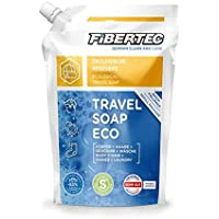Fibertec Travel Soap Eco 500ml Nachfüllbeutel