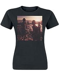 Linkin Park One More Light Camiseta Mujer Negro