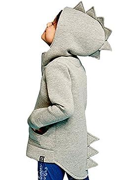 ARAUS Chaqueta De Invierno Para Niño Abrigo Con Capucha Estampado Cálido 1-7Años