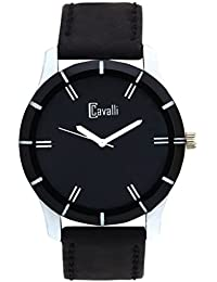 Cavalli Analogue Black Dial Men's & Boy's Watch - Cs2091