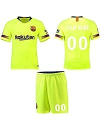 Panicy Camisetas Personalizadas de la Camiseta de fútbol del Barcelona Barcelona Camiseta de fútbol Personalizada con