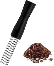 مكبس قهوة بإبرة بيد من الالومنيوم من ميبرو مقاس 58 مم ، 53 مم ، 51 مم موزع القهوة مع مكبس ذو طرف مدبب من الالو