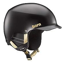 Bern Muse EPS with Crankfit Helmet, Satin Black, Small