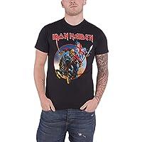 Iron Maiden Herren, T-Shirt, Euro Tour