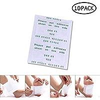 Natural Foot Pads Patches für Schmerzlinderung, selbstklebend Foot Care Patch zu entfernen Verunreinigungen, Stress... preisvergleich bei billige-tabletten.eu