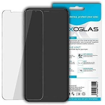 Flexoglas per Oneplus 5T Protezione Schermo Antiurto Antigraffio Durezza 9H Flessibile Resistente Protettiva Come Vetro Temperato Pellicola Proteggi Display Filtro Anti Luce Blu Protettivo