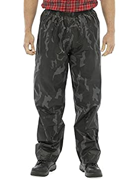 Para hombre impermeable over-tro