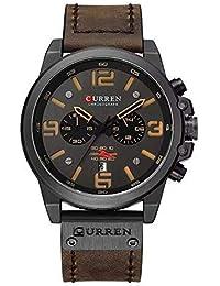 b872d8f80c09 READ Curren Reloj Impermeable para Hombres
