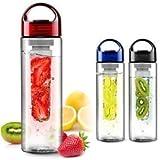 Shag Fruit Infuser Water Bottle / Gym Bottle Shaker / Sport Bottle