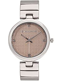Giordano Analog Brown Dial Women's Watch