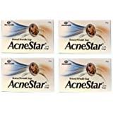 mankind Acnestar Soap pack of 4 (4 x 18.75 g)