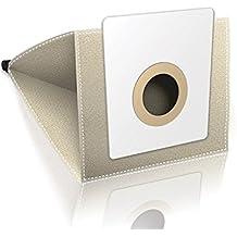 ✧WESSPER® Bolsa de aspiradora reutilizable para Bosch BSC10 (1 pieza, Lienzo)