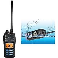 Polmar – Navy-015F – Transmisor VHF náutico con flotador y luz intermitente