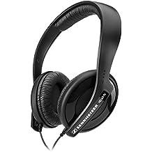 Sennheiser HD 65 TV - Auriculares de diadema cerrados (Control remoto integrado), negro