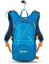 SOURCE Fuse Backpack 8 L Light Blue 2016 Rucksack
