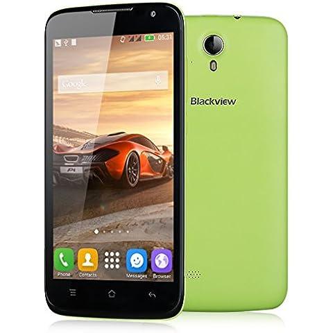Blackview Zeta - Smartphone libre Android (pantalla 5.0
