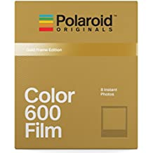 Polaroid Color Film oro Frame para 600