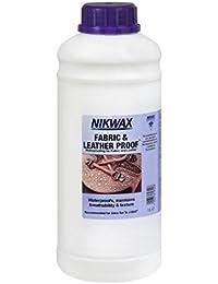 Tissu Nikwax & La preuve en cuir ? vaporiser 300ml [Encadr? 12]