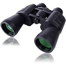 Stoga Óptica Prismáticos 20 x 50 Telescopio Totalmente Recubierto Ideal Para Realizar Senderismo Caza Deportes Prismático Binocular