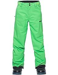 Zimtstern pantalones de esquí para mujer Kerry Slim Young, otoño/invierno, hombre, color Verde - Granny Smith, tamaño XL