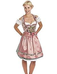 Krüger MADL Dirndl Rosy - Rosé 50cm
