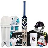 SG Economy Cricket Kit, Size 4