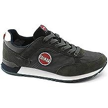 Colmar Travis Gray Navy Scarpe Uomo Sneakers Lacci Grigio 44 73e0859f095