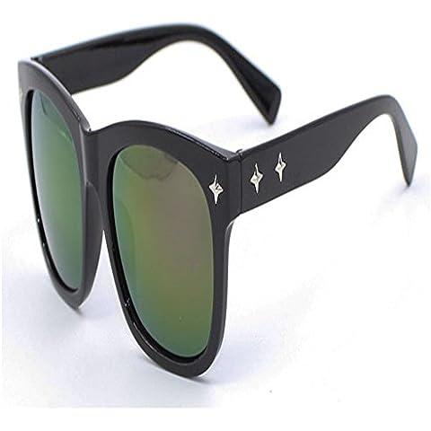 o-c Mens 'classical gafas de sol 55mm