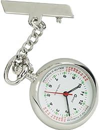 Gardé Universal Reloj de bolsillo para mujeres Reloj Enfermera (Pulsómetro)