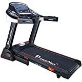 Powermax Fitness TDA-230 (2.0 Hp) Semi-Auto Lubrication Motorized Treadmill