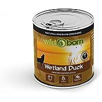 Wildborn Wetland Duck Nassfutter mit Entenfleisch 6 x 800 g