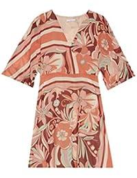 56ea7162a99f Motivi   Vestito a Kimono in Georgette (Italian Size)