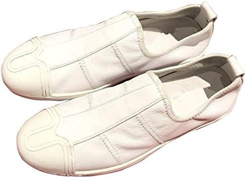 Alta Qualità Mocassini Da Da Da Uomo In Pelle Scarpe Bianche Scarpe Casual Scarpe Moda Scarpe Pigre Versione Aggiornata B07FJLY8CJ Parent | Specifica completa  | Delicato  | Offerta Speciale  | Chiama prima  e7d8e1