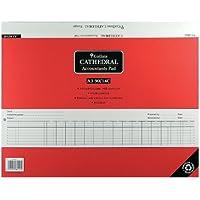 Collins A3/90/14C A4 14 Cash Columns Accountant Pad