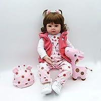 Nano Classic NPK 20 Reborn Baby Doll Soft Vinyl Silicone Newborn Baby Doll Girl Toy Gift Dolls