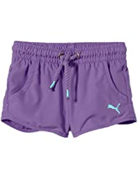 PUMA - TD Woven Shorts - 82802101 - Short - Fille - Taille: 176 8 ans