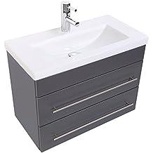 suchergebnis auf f r waschbecken ohne hahnloch mit unterschrank. Black Bedroom Furniture Sets. Home Design Ideas