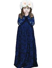 Vestidos azul rey para ninas graduacion