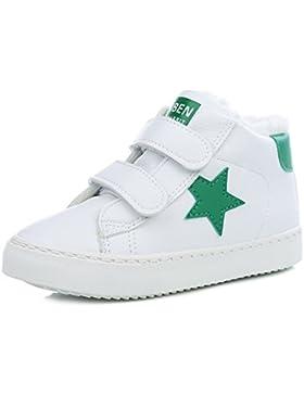 HGTYU-Los derechos hijos zapatos niños zapatos de algodón invierno nuevo calzado de invierno la versión coreana...