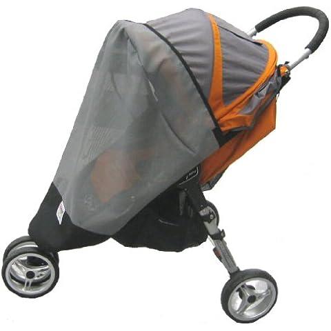 sashas Sol, El viento y carcasa para Baby Jogger City Mini cochecito individual, Modelo de Insectos