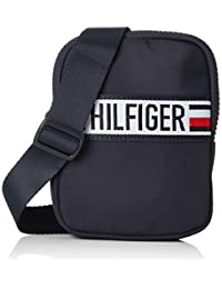 Tommy Hilfiger Tommy Compact Xover Sports Tape - Bolso de mano Hombre