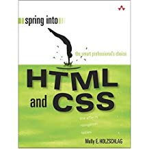 [(Spring into HTML and CSS )] [Author: Molly E. Holzschlag] [Apr-2005]