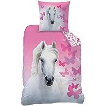 Amazon.fr : housse de couette cheval