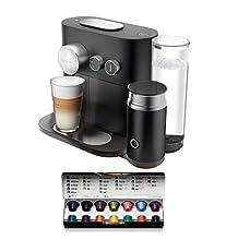 Nespresso XN6018 Macchina Per Caffe Espresso Con Capsule, Nero opaco
