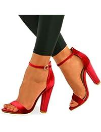 Cucu Fashion - Zapatos de tacón  mujer