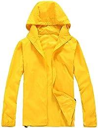 ZKOO Deportiva Chaqueta Unisex Anti-ultravioleta Exodus Softshell Jacket Ropa al Aire Libre Chaqueta Para Mujer Hombre