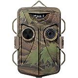Technaxx Wild Cam TX-44 Caméscope de poche Ecran LCD 2 Mpix Camouflage