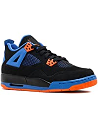 AIR JORDAN 4 Retro (GS) 'CAVS' - 408452-027 - Size 6-US& 6-UK
