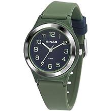 7733022b2a7a SINAR XB-48-3 - Reloj de Pulsera analógico para jóvenes